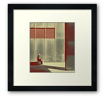 When She's Gone Framed Print
