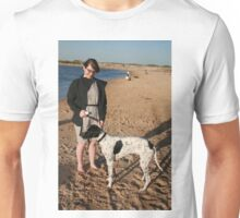 Darcy & her English Pointer Oscar Unisex T-Shirt