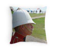 Canada Day Celebration Throw Pillow