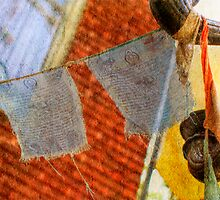 Prayer Flags by Delany Dean