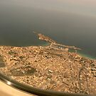 Higher over Tunisia by mariarty