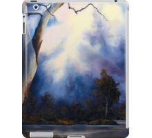 Blue mood iPad Case/Skin
