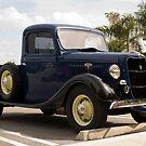 1935 Ford by Donna Adamski