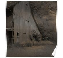 The Empty Barn Poster