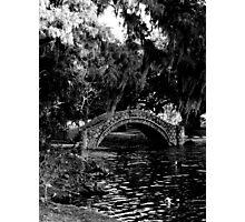 Bridge of Peace Photographic Print