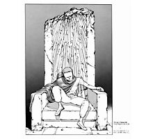 Tetsuo's Throne Photographic Print