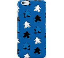 I Call The Blue Meeple iPhone Case/Skin