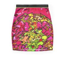 Magic Egg-New Birth Pencil Skirt