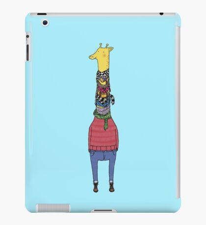 Scarf Lover iPad Case/Skin