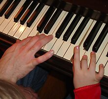 The Littlest Pianist by cebrfa