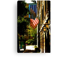 HONOR  SEEING Canvas Print