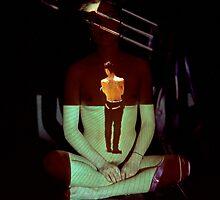 strange daze with ninja by Juilee  Pryor