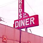 Red's Diner by Steven Godfrey