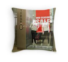 Shopfronts - Series 2 Throw Pillow