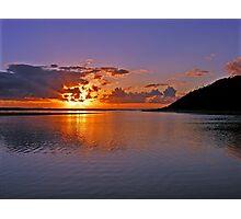 Moonee Reserve... Photographic Print