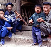 One child, China by John Spies