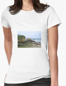 the rocks  Womens Fitted T-Shirt