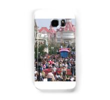 follow the crowd Samsung Galaxy Case/Skin