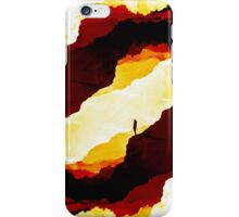 Red Isolation iPhone Case/Skin