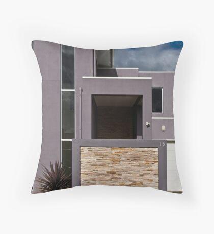 Architecture - Exterior Throw Pillow