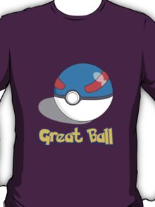 The Great Ball T-Shirt