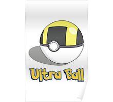 The Ultra Ball Poster