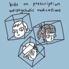 Kids On Prescription Antipsychotic Medications. by Philip Elliott