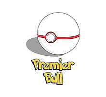 The Premier Ball Photographic Print