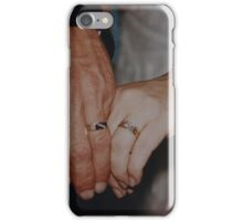 hands iPhone Case/Skin