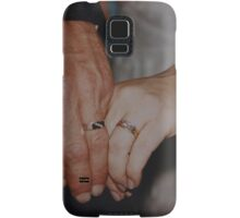 hands Samsung Galaxy Case/Skin