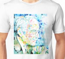 JUNG - watercolor portrait.1 Unisex T-Shirt