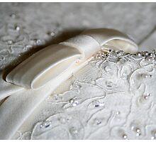 bridal bow Photographic Print