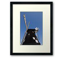 Sarre Windmill 3 Framed Print