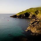 Cliffs End by Richard Hamilton-Veal