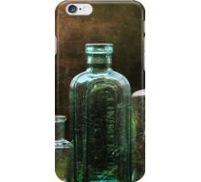 Little bottles. iPhone Case/Skin