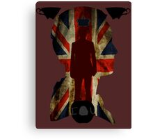 The King of London Canvas Print