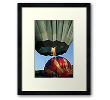 Fire up!  XLTA Framed Print