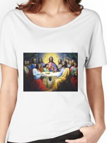 Last Supper Women's Relaxed Fit T-Shirt