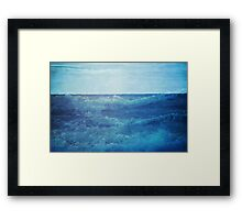 Silence Is Not The Way Framed Print