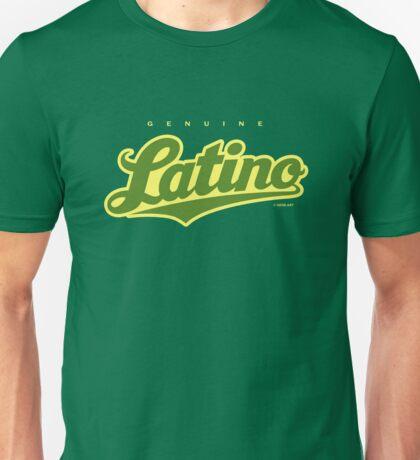 GenuineTee - Latino (green/yellow) T-Shirt