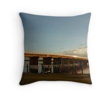 Forster-Tuncurry Bridge Throw Pillow