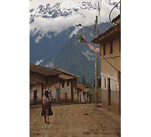 Everyday Giants Photographic Print