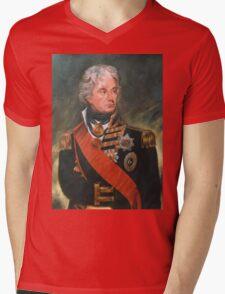 Lord Nelson Mens V-Neck T-Shirt