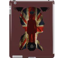 The King of London iPad Case/Skin