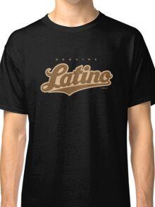 GenuineTee - Latino (brown) Classic T-Shirt