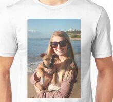 20. Bree & her Staffy Puppy Unisex T-Shirt