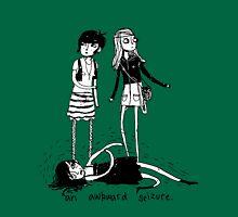 An Awkward Seizure. T-Shirt