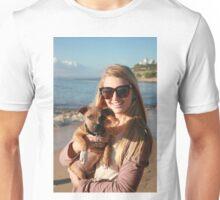 20. Bree & her Staffy Puppy Indie Unisex T-Shirt