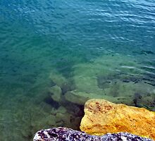 Colors of Water by Daidalos