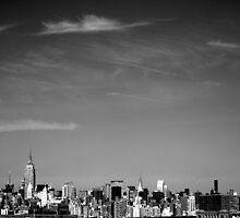 New York City, USA by Sabine Jacobs